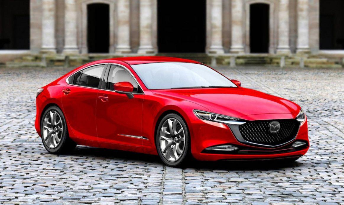The Modern Rules Of Mazda Six 2020 Mazda Mazda X6 All Electric Cars