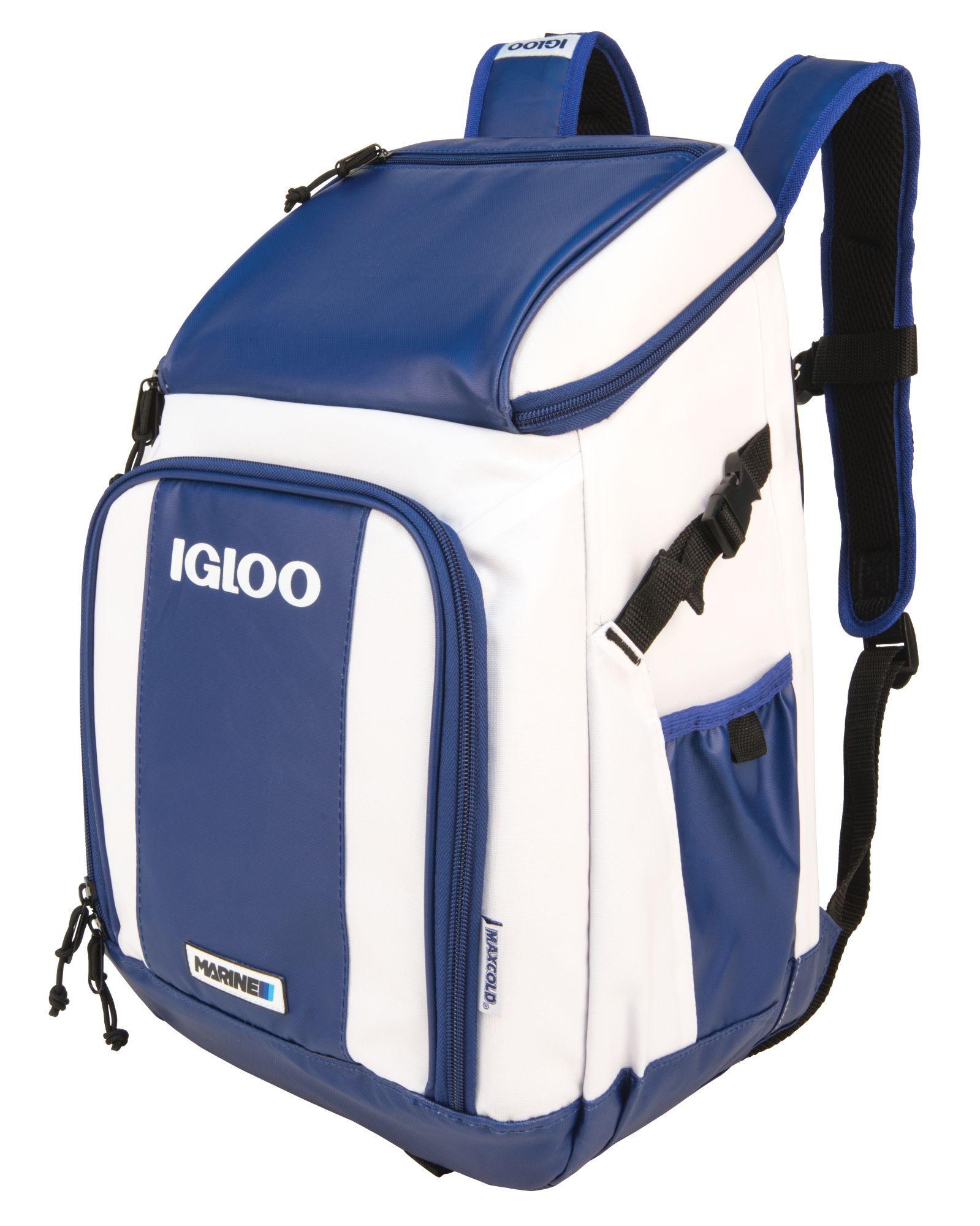 Igloo Marine Backpack Cooler Products In 2019 Marine