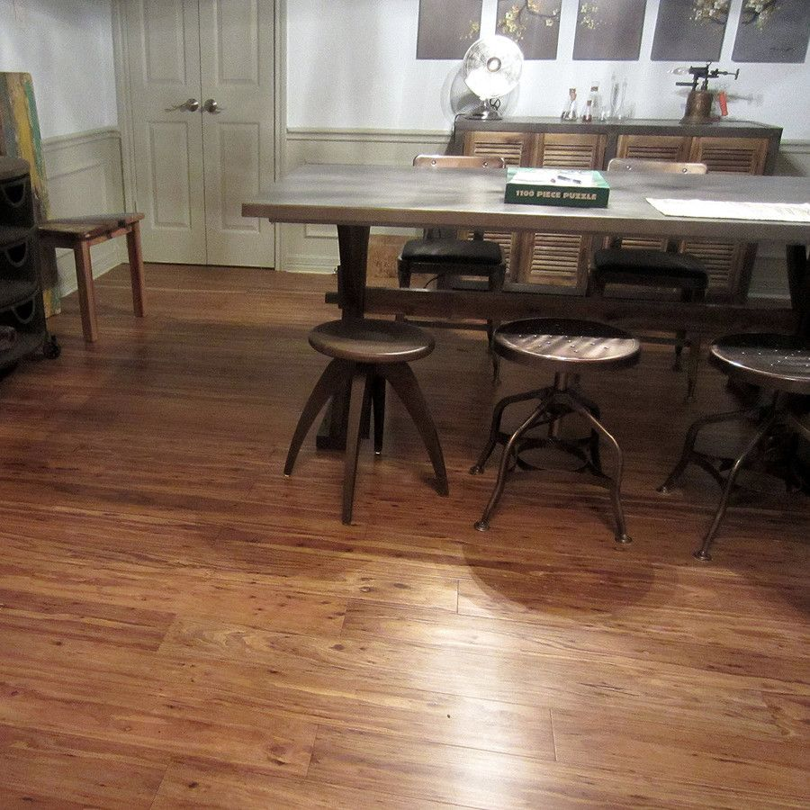 Shop Cali Bamboo Fossilized Mocha Eucalyptus Hardwood Flooring (273sq Ft)  At Lowes