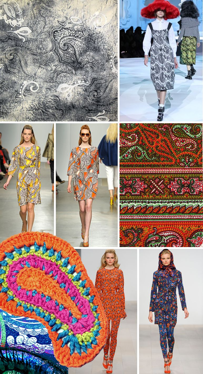 If one print were to never be created...please make it the Paisley ...