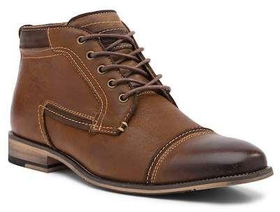 3b35d86624d Steve Madden Joyce Cap Toe Boot | Men - Shoes | Boots, Shoe boots ...