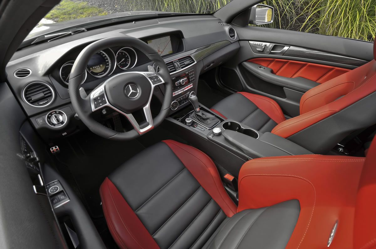 medium resolution of mercedes benz c300 sport interior