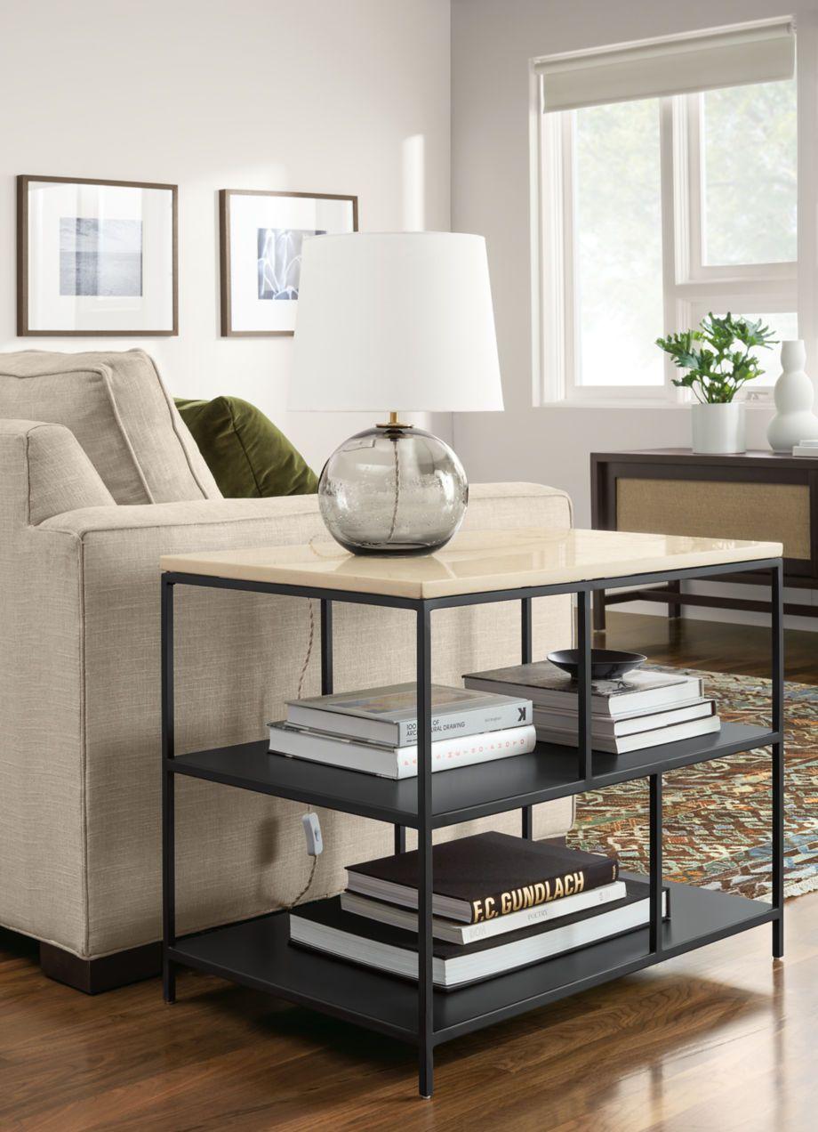 Bowen End Tables Modern End Tables Modern Living Room