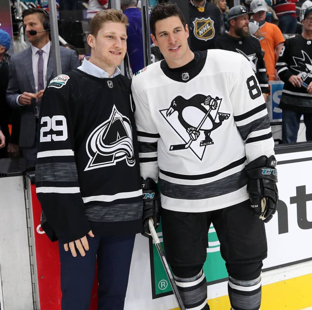 Pin on 4 • NHL AllStar Game
