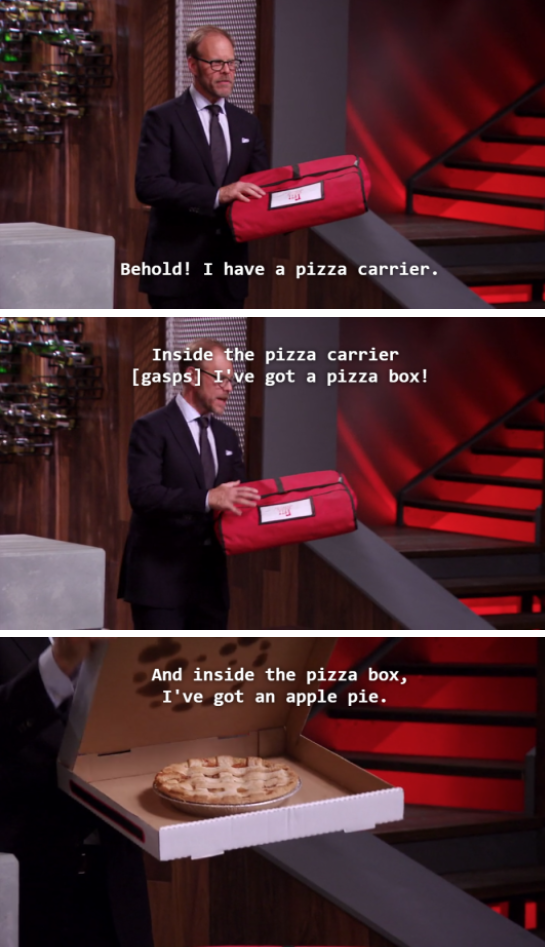 33 Tumblr Posts That Prove Cutthroat Kitchen Is The Best Show On Food Network Food Network Recipes Cutthroat Kitchen Food Network Humor