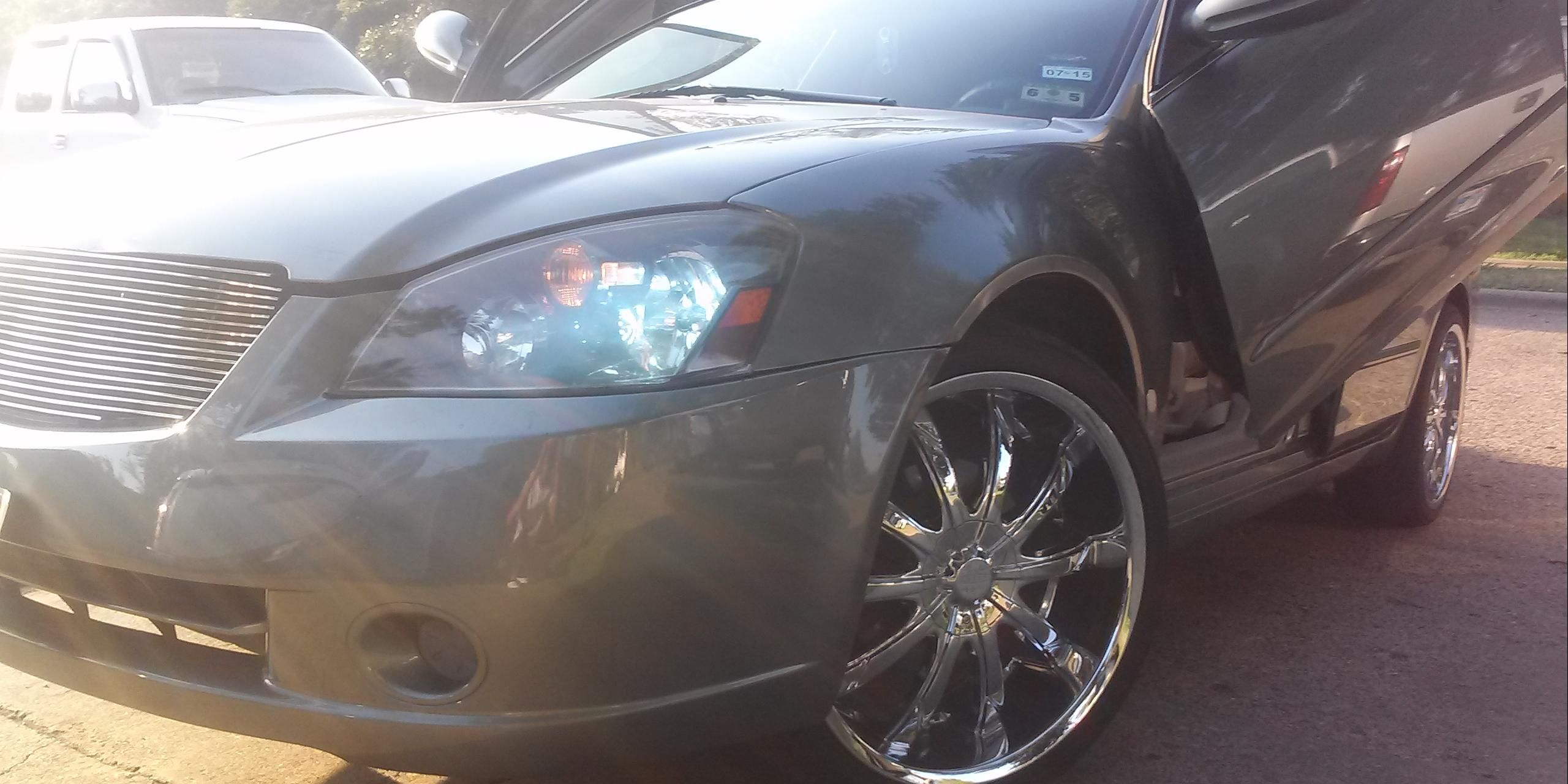 Check Out Customized Rodolfo412u0027s 2006 Nissan Altima 2.5 S Photos, Parts,  Specs,