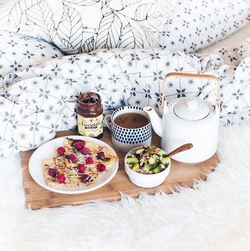 la routine tonique d am lie tauziede entre food art et. Black Bedroom Furniture Sets. Home Design Ideas
