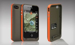 Groupon - $ 59.99 for a Mophie Juice Pack Plus Outdoor Edition for iPhone 4/4S ($ 119.95 List Price). Free Shipping and Returns. in Online Deal. Groupon deal price: $59.99