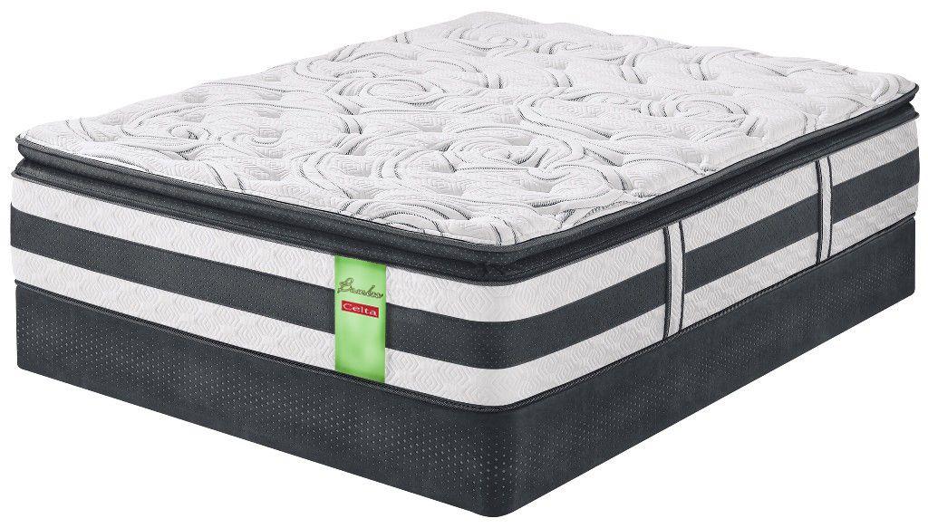 Pillow top mattress by Finotex on Bedding & Home
