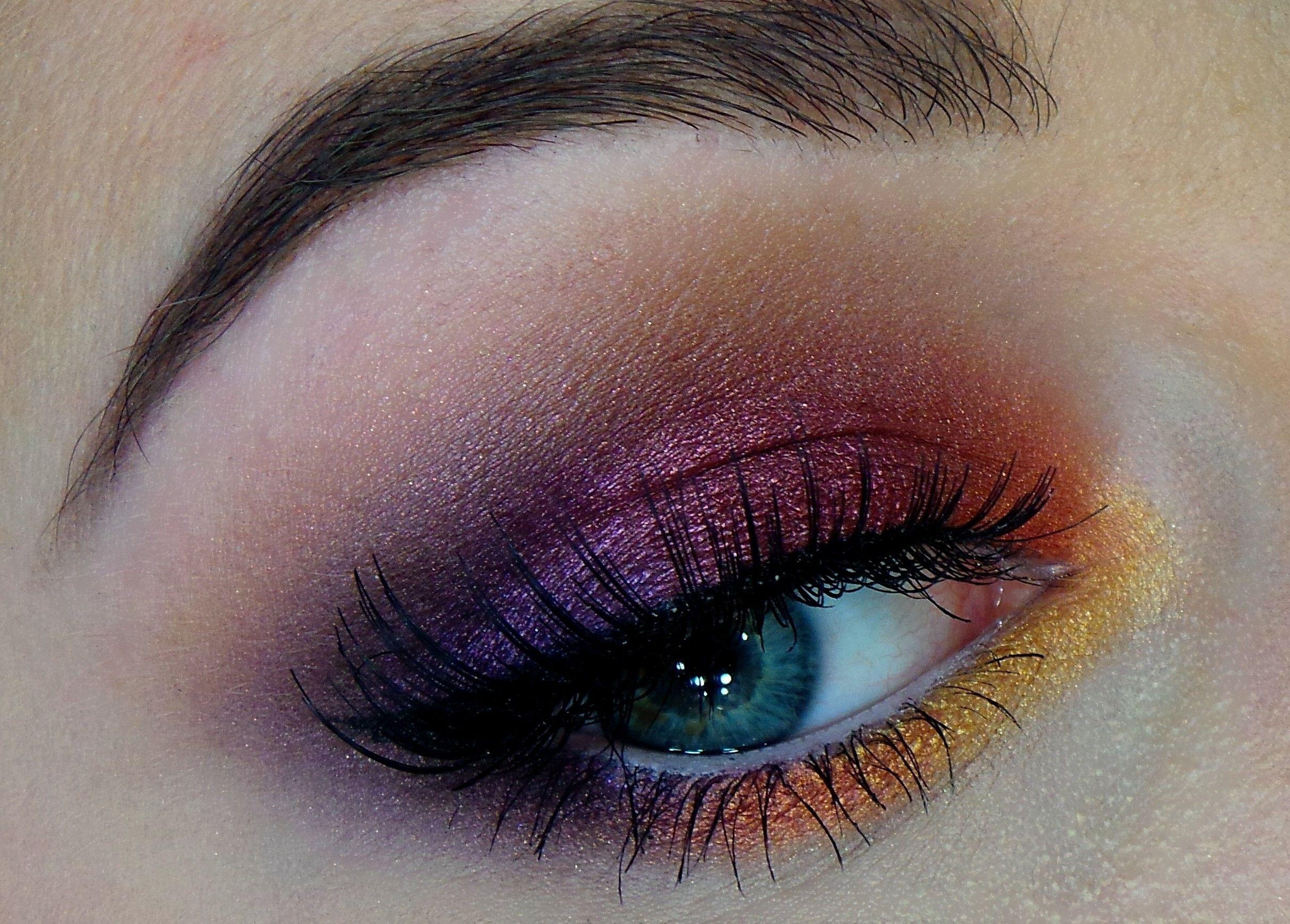 fall passion Makeup Tutorial - Makeup Geek