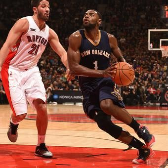 New Orleans Pelicans | Tyreke Evans #1