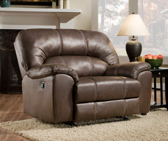Stratolounger Stallion Brown Snuggle Up Recliner Big Lots Big Lots Furniture Living Room Furniture Collections Furniture Deals
