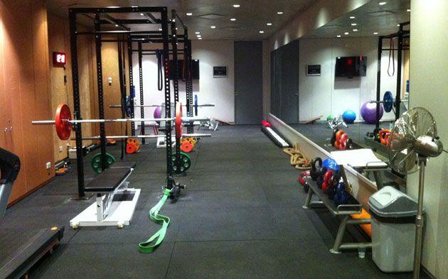 Personal training studio melbourne cbd victoria australia