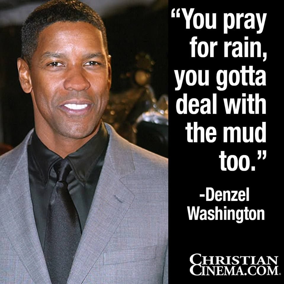 Denzel Washington Quotes Pindavid Jenkins On Things I Like  Pinterest  Amen Cinema