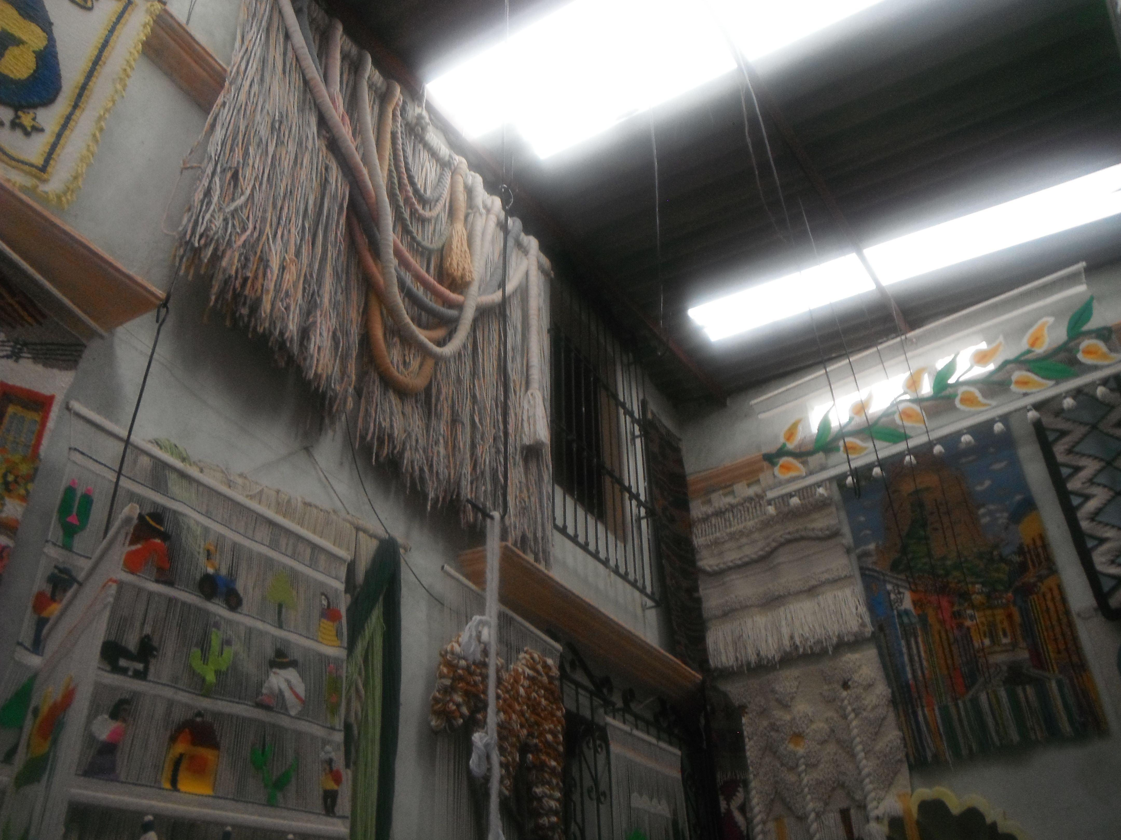 Fabrica de telares, Peña de Bernal Querétaro Mex.