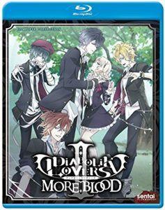 Diabolik Lovers More,Blood Blu-ray