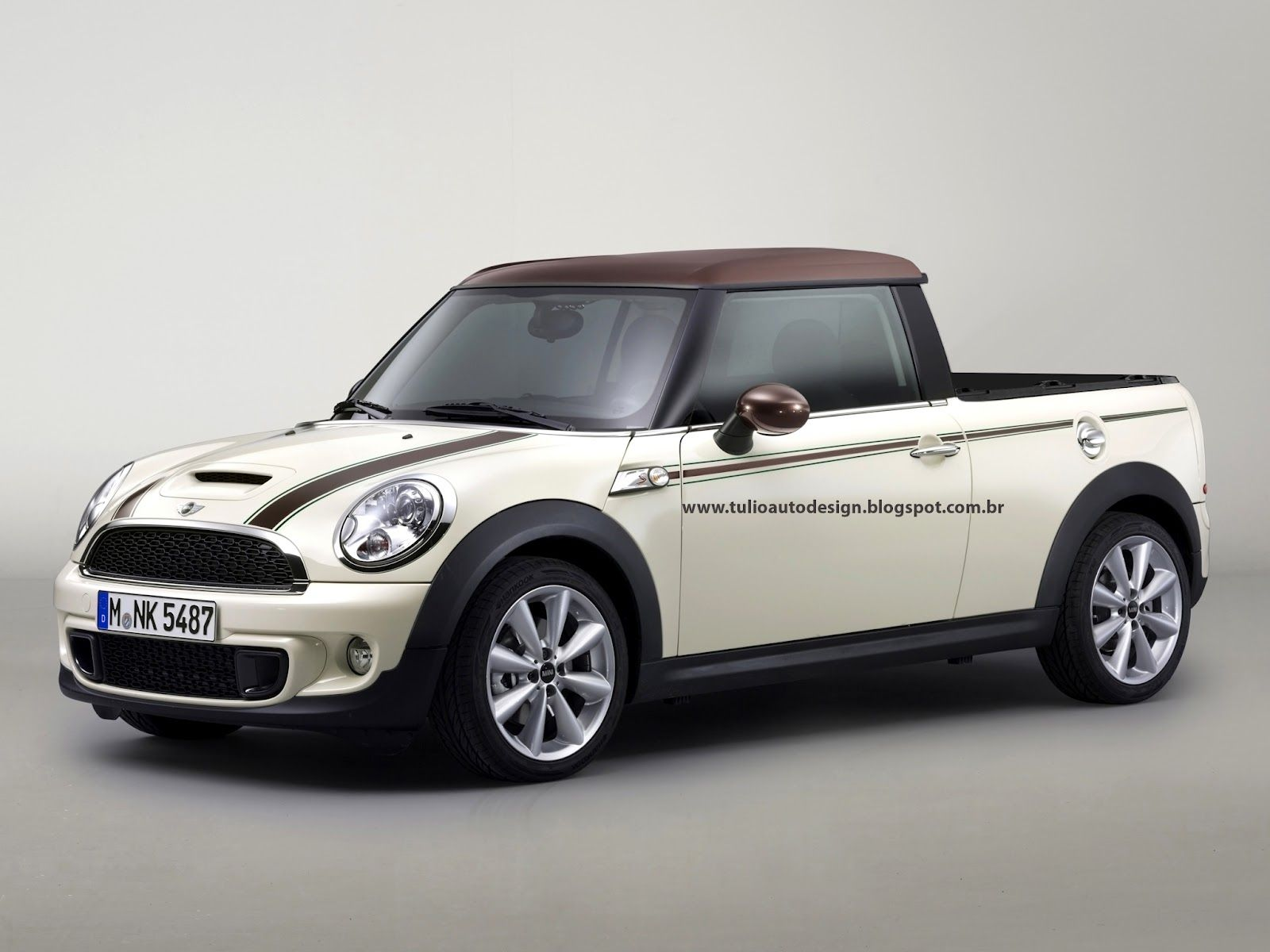 mini cooper pick up mini cooper. Black Bedroom Furniture Sets. Home Design Ideas