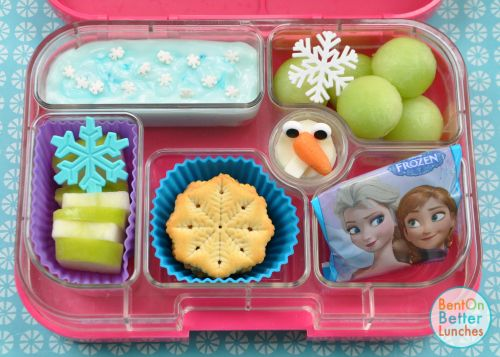 disney frozen olaf the snowman bento school lunch in yumbox so many good ideas here from. Black Bedroom Furniture Sets. Home Design Ideas