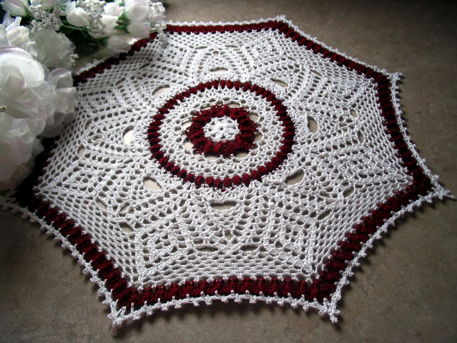 Linda Crochets: New doilies blocked | Crochet Faves | Pinterest