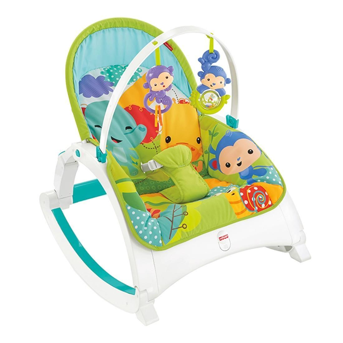 Baby rocker chair fisher price - Fisher Price Newborn To Toddler Rocker Kiddicare Com