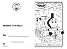 Percy Birthday Card Birthday Cards Thomas And Friends Birthday Cards For Friends