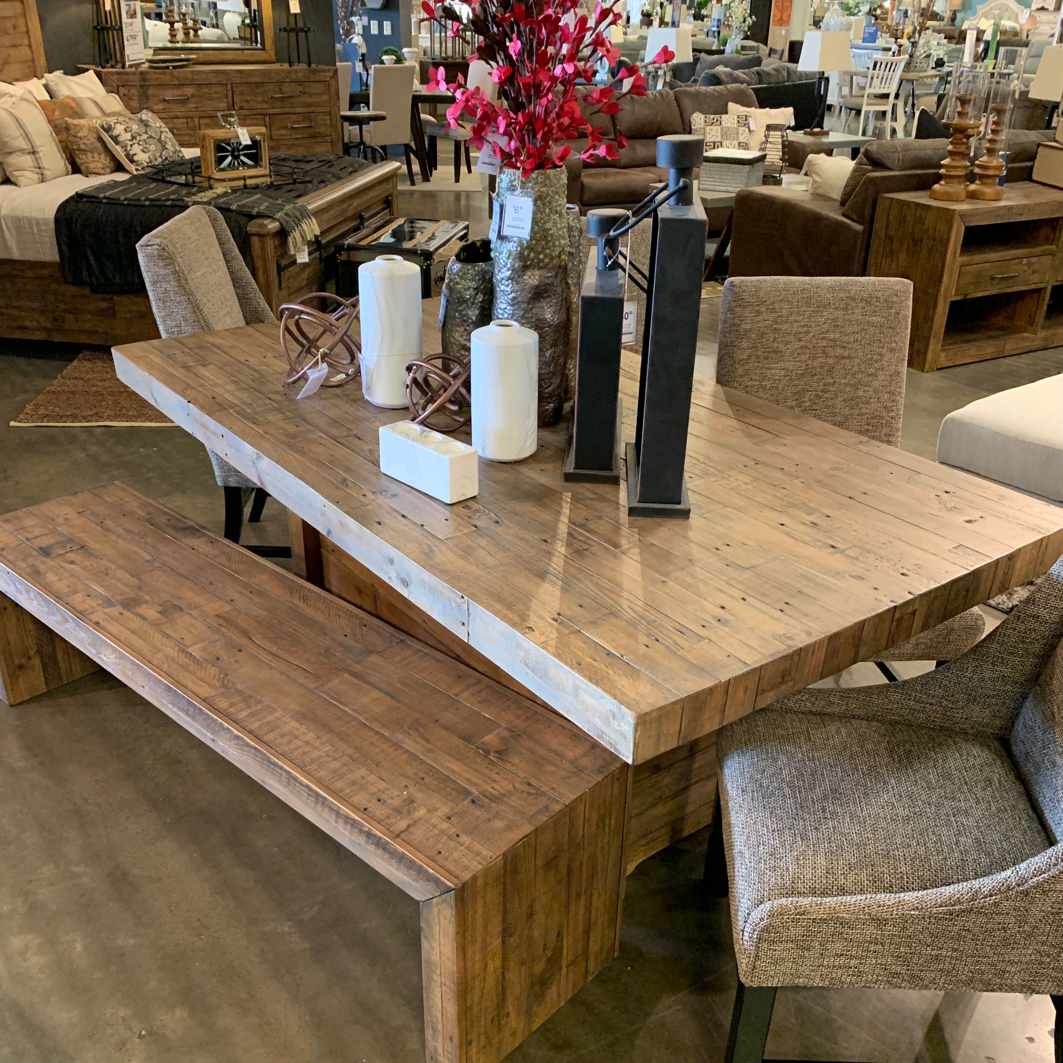 Sommerford Dining Set 5 Piece, Sommerford Dining Room Table