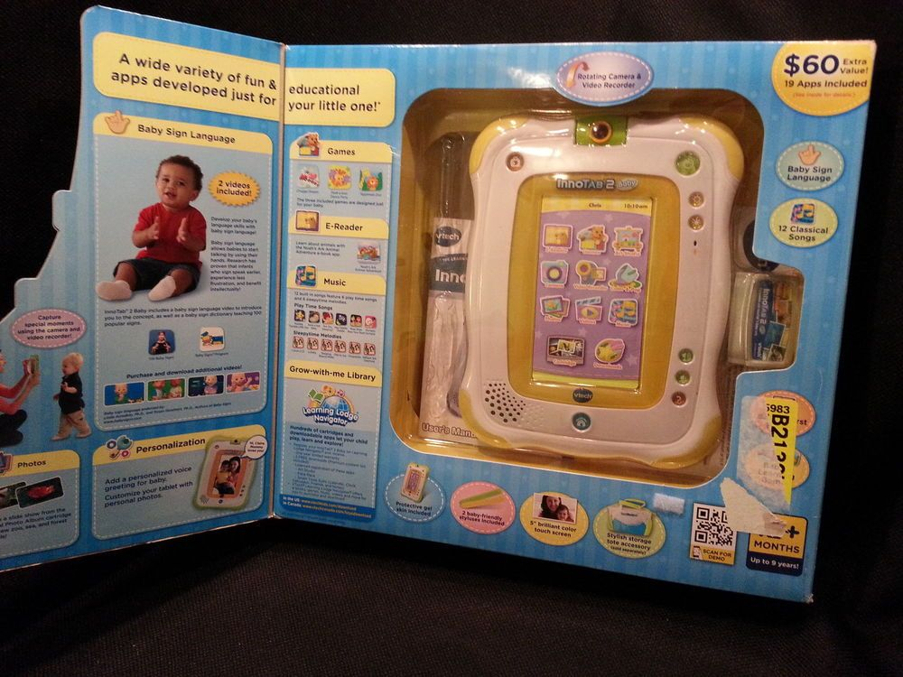 Northern Passages Baby sign language, Learning tablet