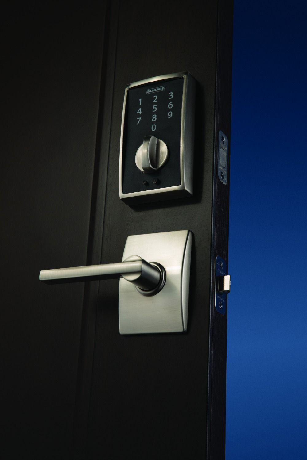 If You Re A Homeowner With An Active Lifestyle Or A Busy Parent With Kids Who Are Always Coming And Going Then Schlage Schlage Deadbolt Door Handles Interior