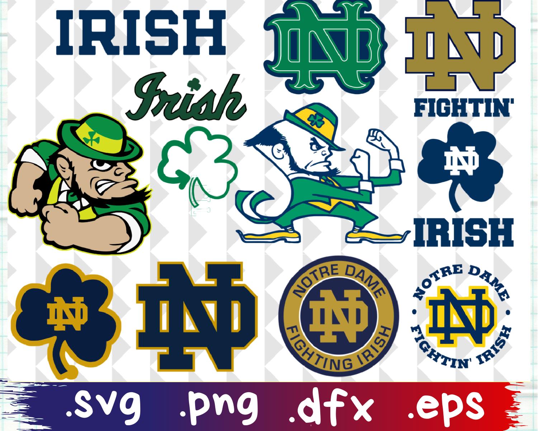 WinCraft Notre Dame Fighting Irish Auto Badge Decal