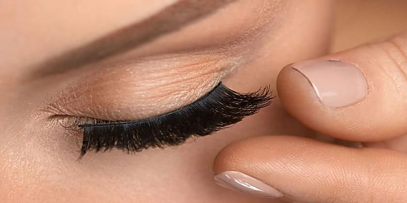 how to clean moxie magnetic lashes