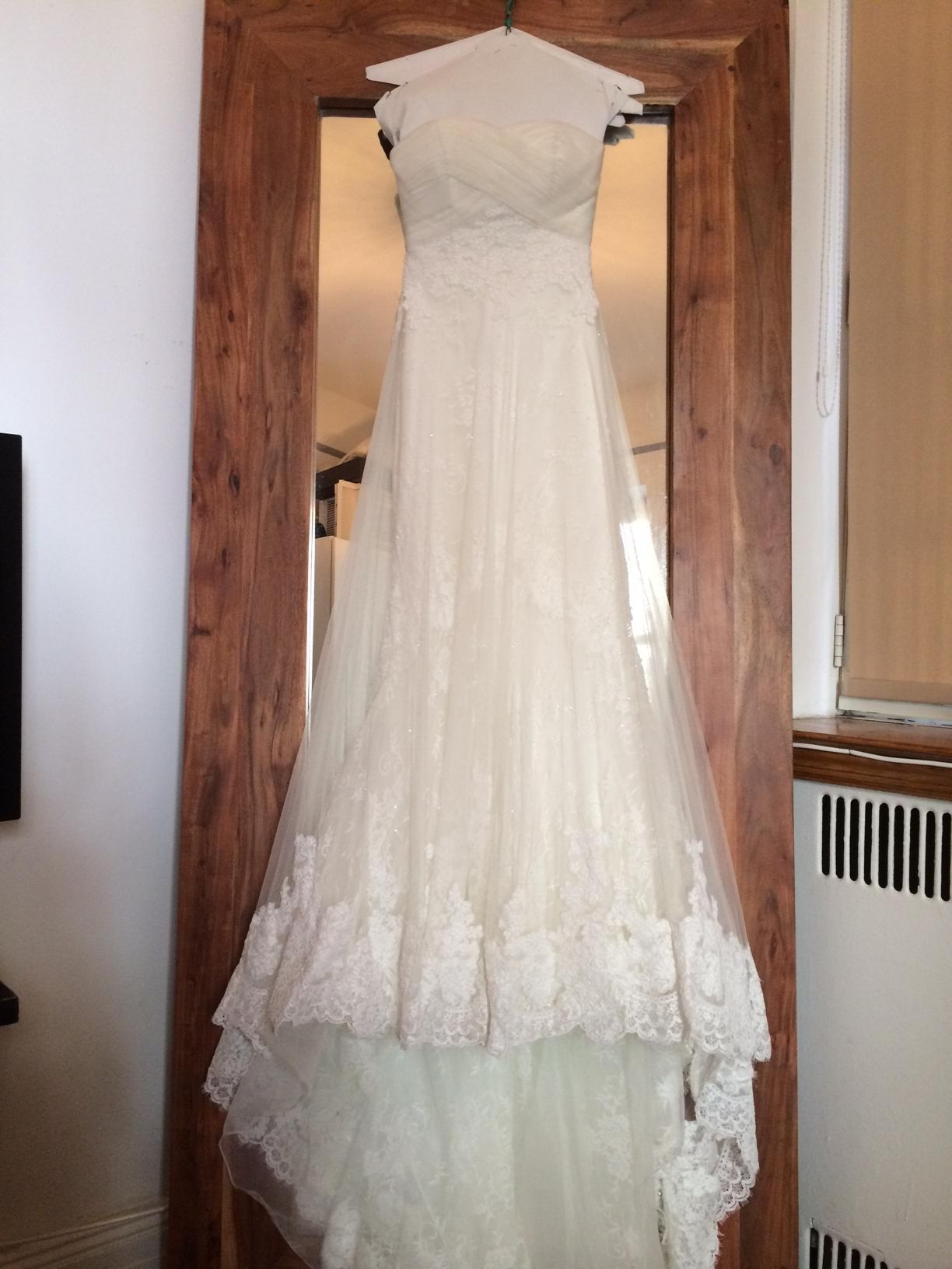 2nd hand wedding dresses  Pronovias Denia Size  Wedding Dress  Wedding dress Weddings and