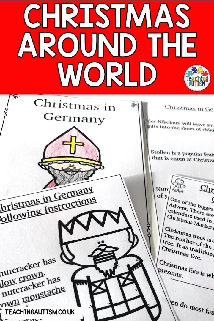 Christmas around the World Travel Journal Travel journal