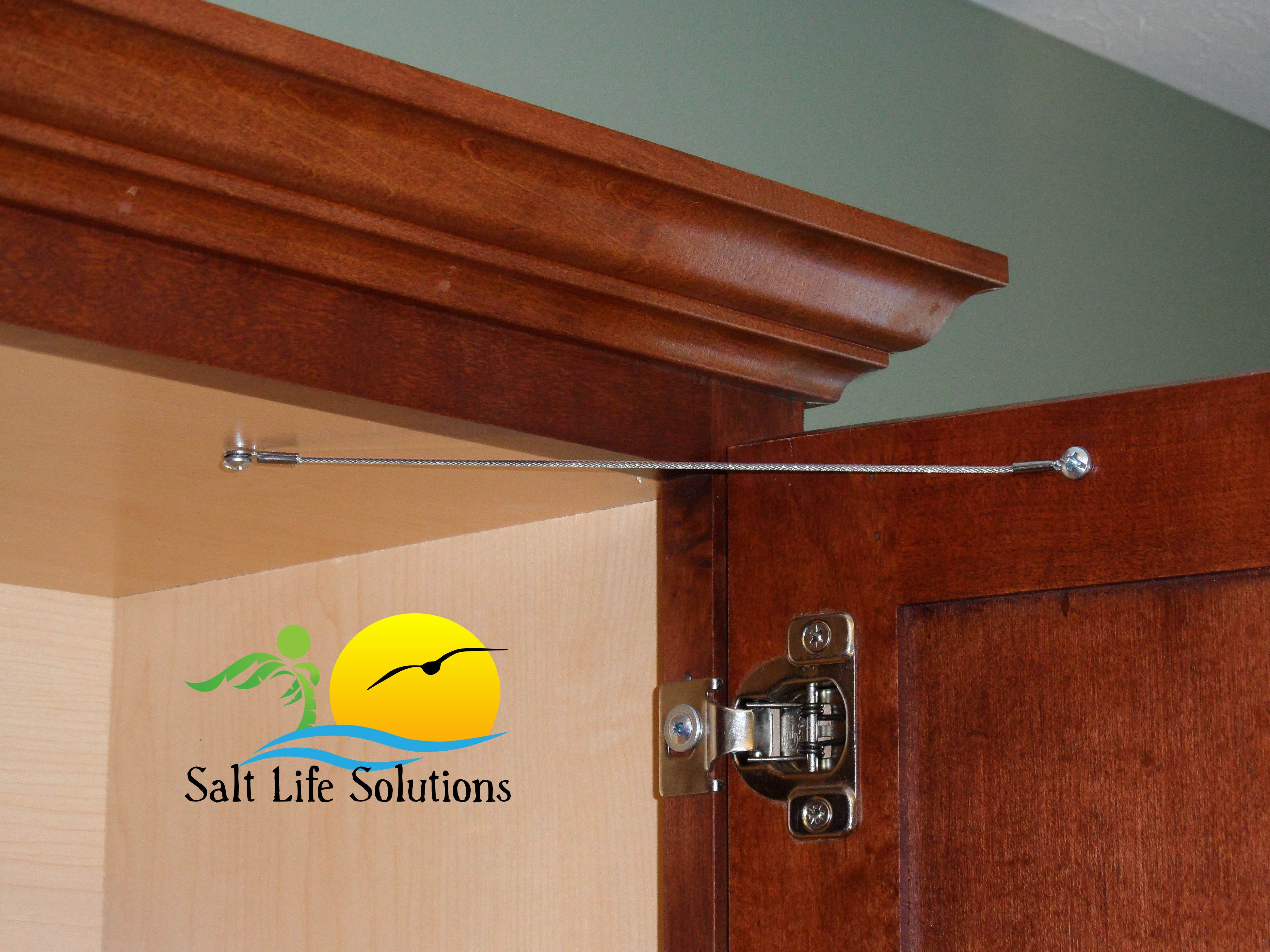 Pin By Out Islands Inc On Cabinet Door Swing Restraint Cupboard Hinges Stainless Steel Cabinets Cabinet Doors