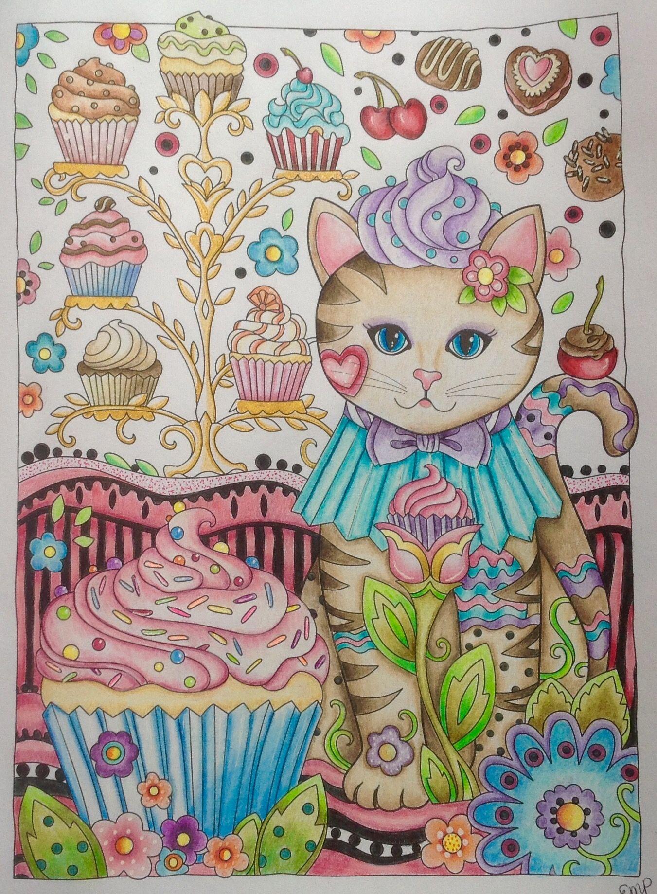 Pin by erna piatek on marjorie sarnat pinterest cat art