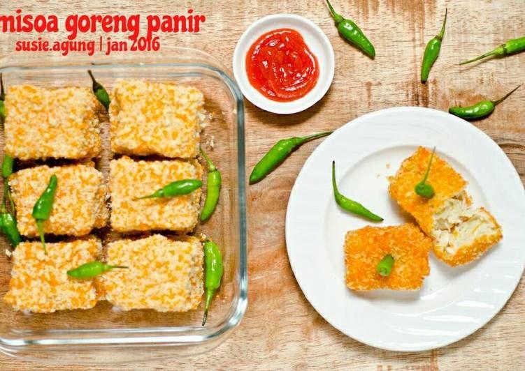 Resep Misoa Goreng Panir Oleh Susi Agung Resep Makanan Resep Resep Makanan