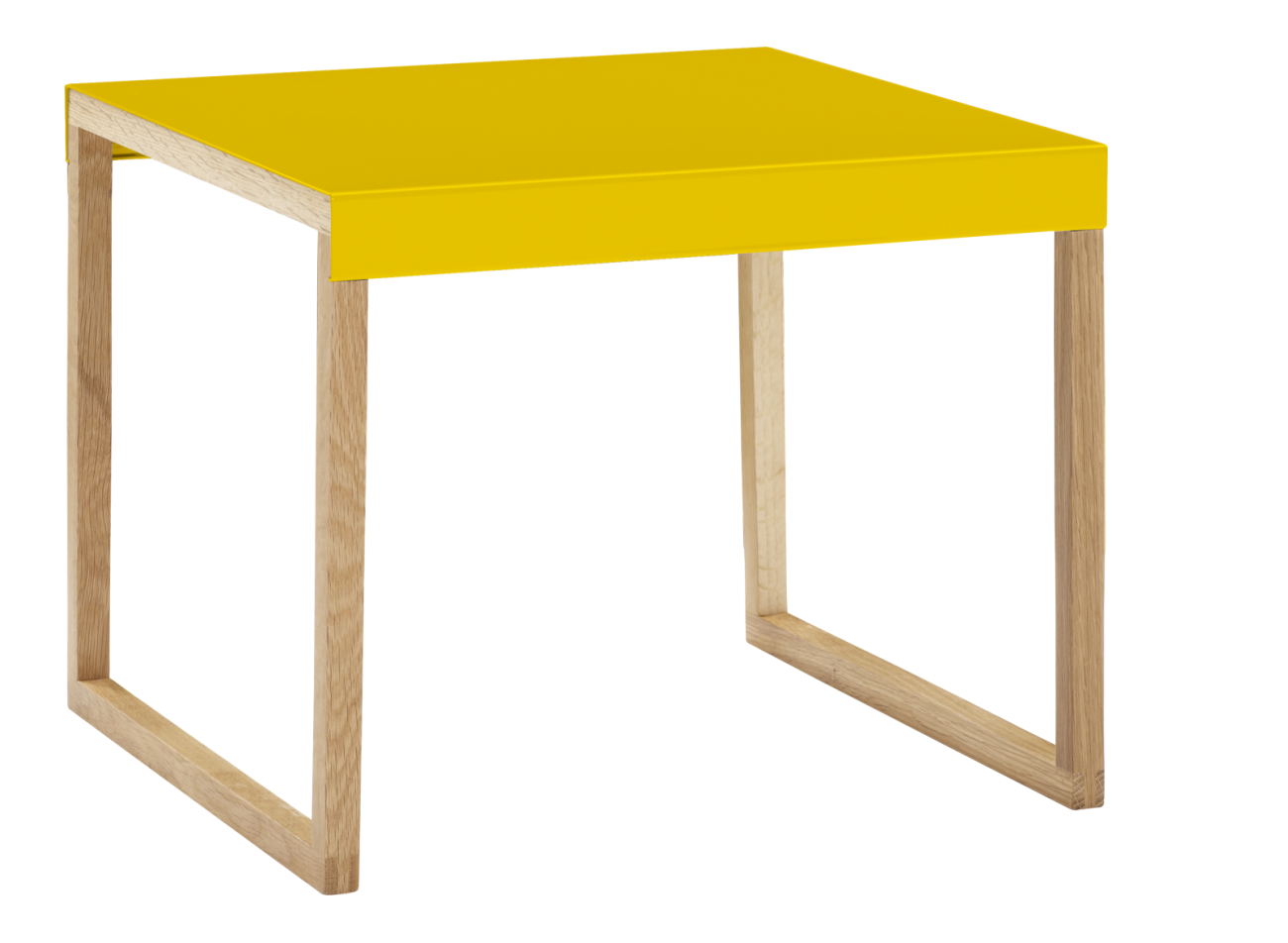 Kilo Table D Appoint En Metal Et Chene Massif Table D Appoint Chene Massif Mobilier De Salon