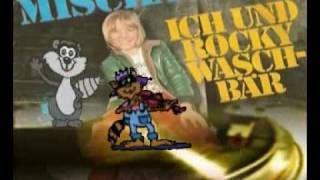 ich und rocky waschbär - Mischa