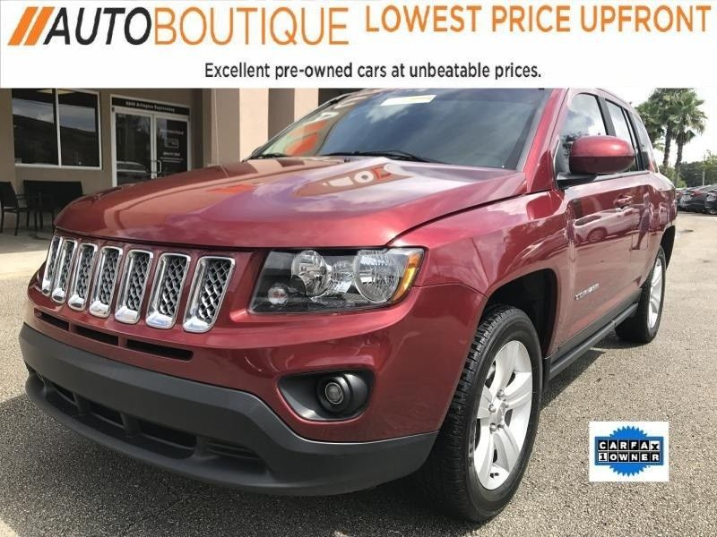 2016 Jeep Compass Latitude (With images) 2016 jeep, Jeep