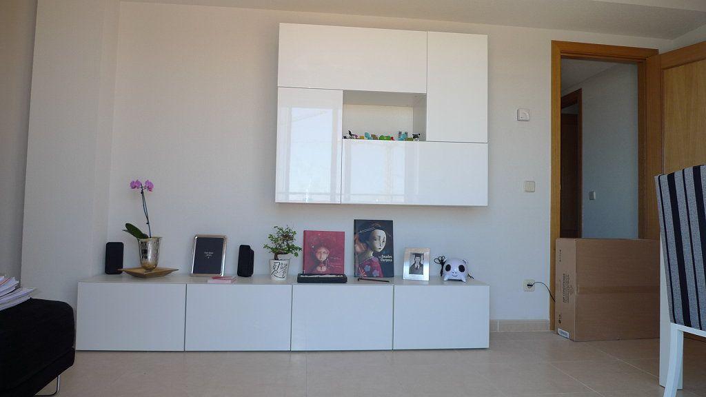 Sal n con m dulos besta de ikea casa tania ikea for Ikea muebles salon comedor
