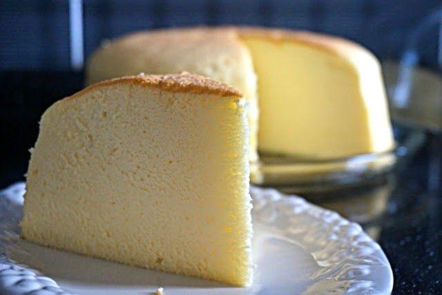 Kitchen Corner: Cotton Cheesecake