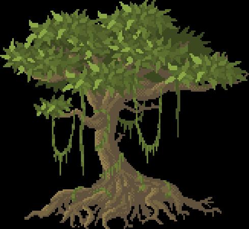 Jungle Tree Google Search Palm Tree Drawing Tree Drawing Jungle Tree