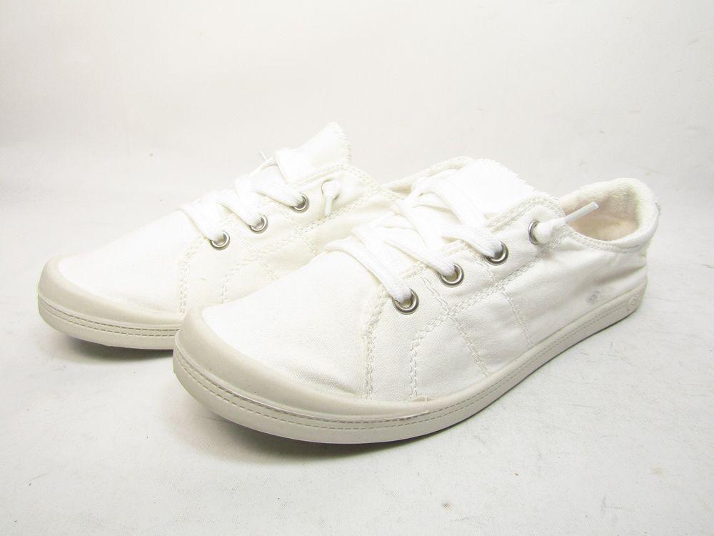 114fc83b87957 Pop Highbar Womens Sneakers White Size 8.5M  Pop  LowTop