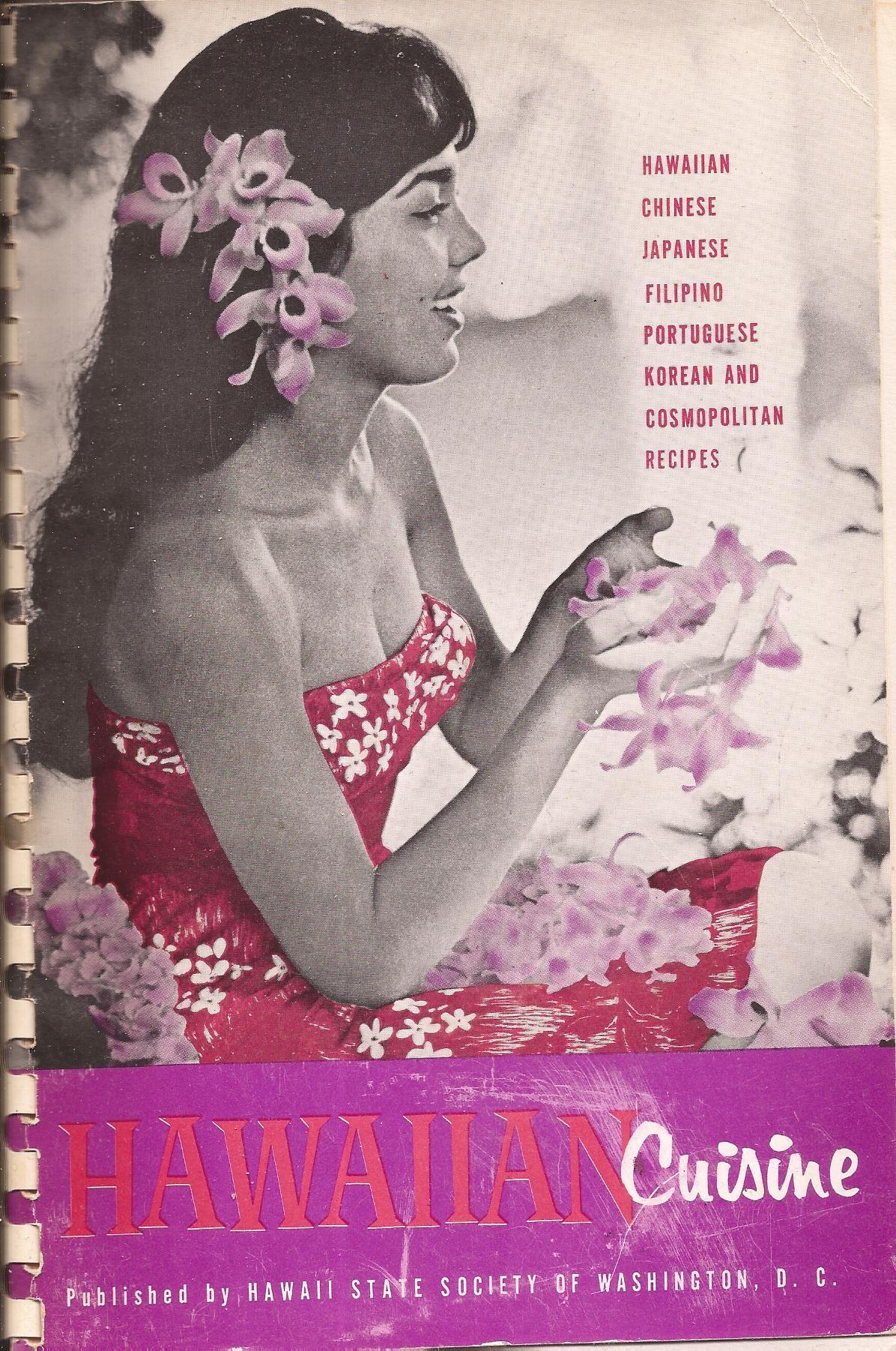 Hawaiian Cuisine Cookbook