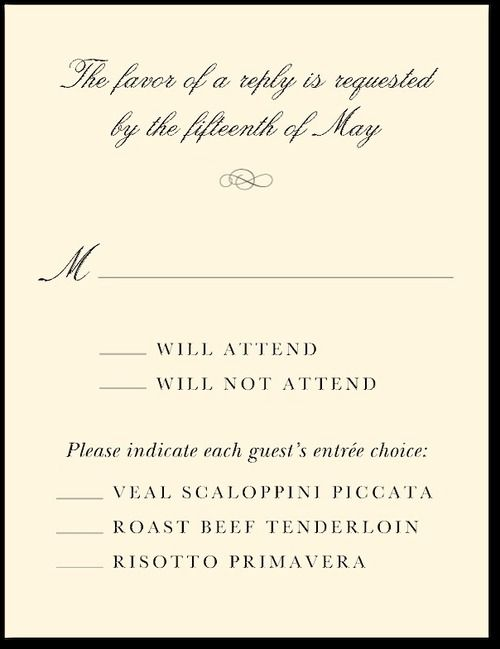 Pin By Mary A On Save The Dates Invites Program Wedding Response