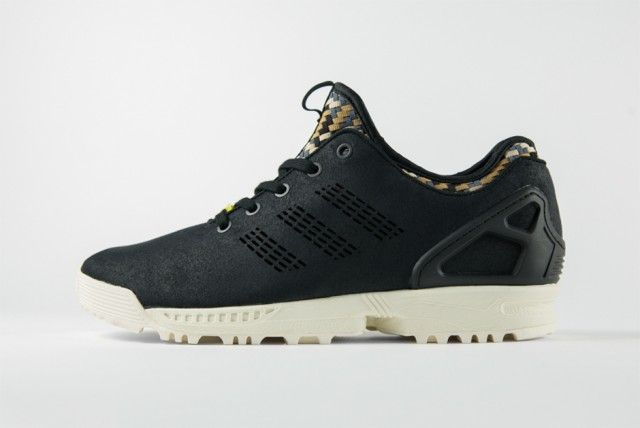 "size 40 16649 3aa0b Nice new Adidas Originals Select Collection ""Weave"" kicks. These kicks come  in two colorways of black and mustard yellow, The black ones look dope!"