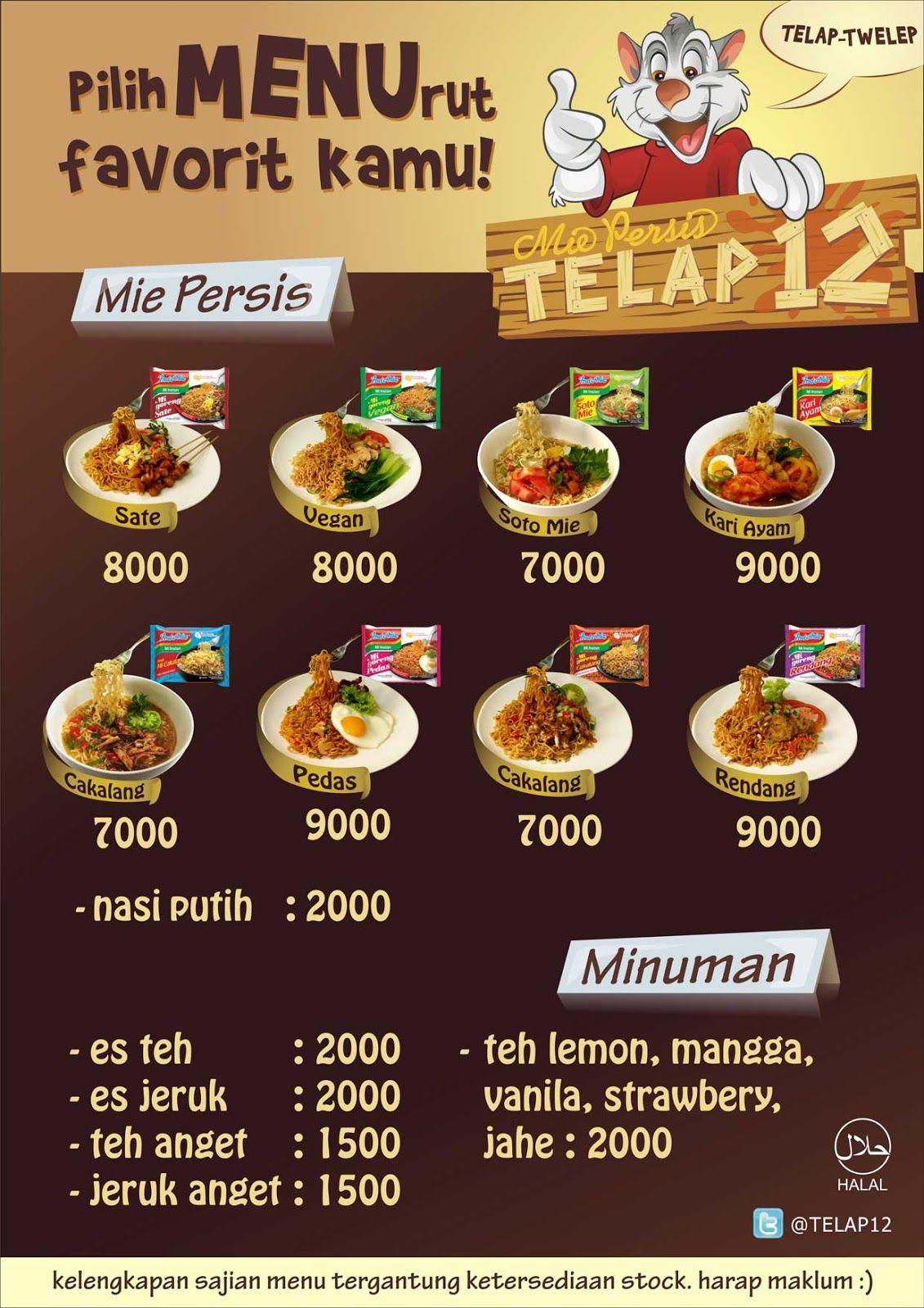 Template Brosur Makanan : template, brosur, makanan, Contoh, Desain, Brosur, Makanan, Makanan,, Menu,, Minuman