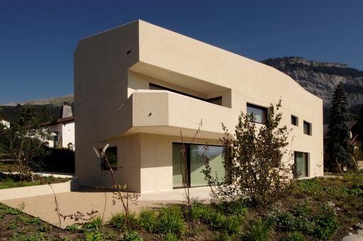 Lazzarini Mobili ~ House crap la tgina by mierta kurt lazzarini architekten