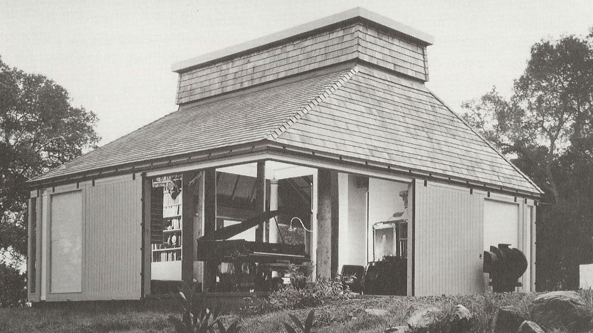 Robert A M Stern Remembers Charles Moore Moore House Architecture Orinda