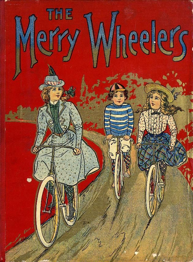 The Merry Wheelers -1899...