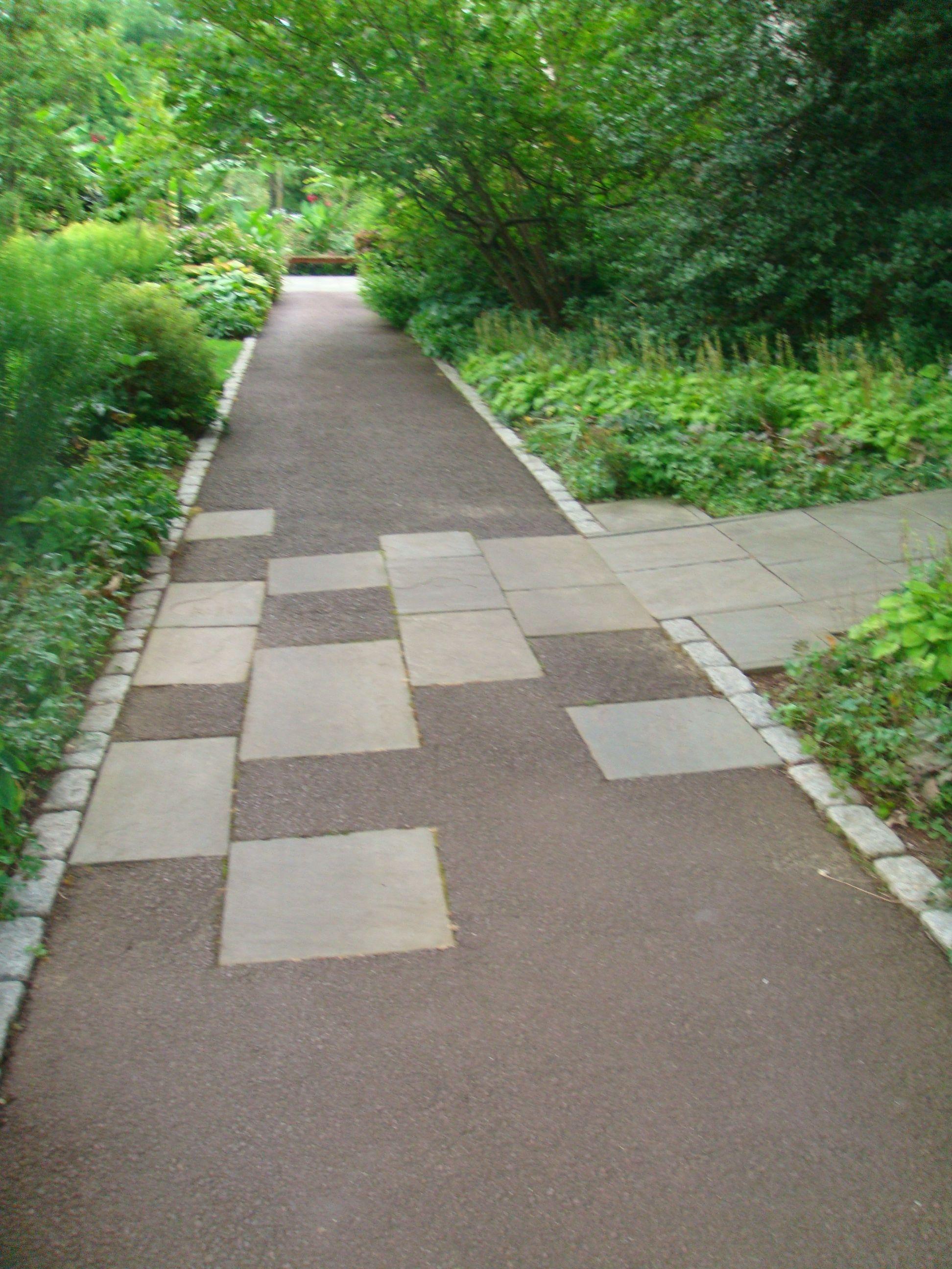 As seen at Chanticleer Gardens.